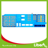 Corte interna comercial do Trampoline de Liben grande para adultos