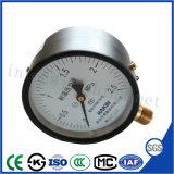 Yj manomètre de pression de la température avec une forte qualité