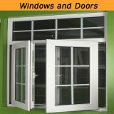 Spätestes thermisches Fenster des Bruch-UPVC mit Gittern