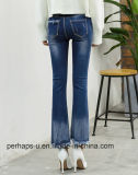 Jeans de mode à la mode Jeans à bas prix Denim Pantyhose