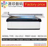 Stampante a base piatta UV di formato di Larget di larghezza di velocità veloce 3.3m*2.5m per la tessile