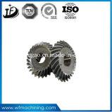 Engranajes de la caja de engranajes de la precisión que trabajan a máquina de acero/de aluminio con servicio modificado para requisitos particulares