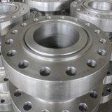 ステンレス鋼の投資鋳造のフランジの管付属品