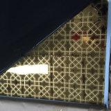 Le miroir a repéré la feuille de l'acier inoxydable 304 pour des pièces d'ascenseur