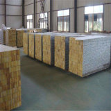 Los fabricantes de acero de color personalizado Sándwich de lana de vidrio de la Junta compuesto