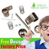 Alta qualidade de aço da mola que pendura a mola segura do metal