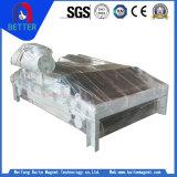 Arrefecimento do Óleo da Série Rcdf/Overband/Overbelt tipo separador magnético para a classificação de sucata de fábrica de máquina de Mineração