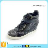 Moda All Star del zapato Las mujeres imprimieron los calzados informales