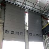 Porte industrielle sectionnelle/porte industrielle/porte industrielle de garage (HF-001)