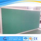 Scheda di gesso impermeabile/scheda Rated dell'acqua per la stanza da bagno della cucina/scheda verde per il sistema 1220*2440*12mm del soffitto