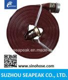 En PVC flexible Layflat Assembly-Pin ergot