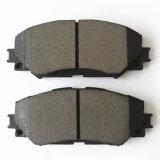 FF Semi-Metalic D1210 04465-42160 тормозных колодок для Toyota Corolla RAV4