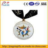 カスタム高品質のTaekwondoの金属メダル