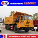 Liugong 50 toneladas de capacidade de carga do caminhão basculante Minining Sgr50A