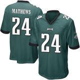 Pullover di gioco del calcio personalizzato Rowe di Filadelfia Ryan Mathews Malcolm Jenkins Eric