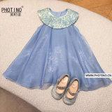 Les filles robe robe d'été 2019 Nouvelle mode fashion robe de princesse