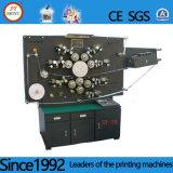 Etiqueta de cetim fita de tecido tipo poli máquina de impressão de etiquetas