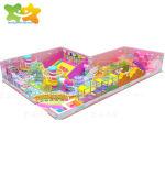 LLDPE Terrain de jeux intérieur, intérieur doux jouer l'équipement de terrain de jeu