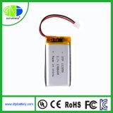 Batteria dello ione delle cellule 3.7V 1700mAh Li del polimero del litio di Dtp 112850 per il caricabatteria