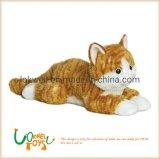 Fabbricazione sveglia del gatto del giocattolo della peluche