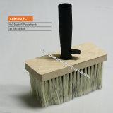 F-03 крепежные детали краски украшают деревянные ручного инструмента ручки кисти из натуральной щетины