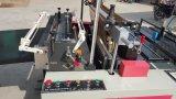 Saco inferior automático cheio da selagem que faz a máquina (única canaleta)