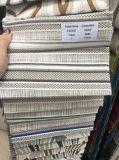織物ポリエステル家具製造販売業の椅子のカーテンのヤーンによって染められるソファーによって編まれるファブリック