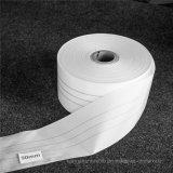 一学年のゴム製ホースのための編まれた伸縮性がある治療および覆いテープ産業ファブリック