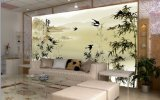 Papel pintado personalizado del Eco-Solvente