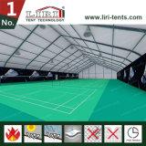 Kurven-Zelle-hohes Zelt für im Freiensport-Kurs