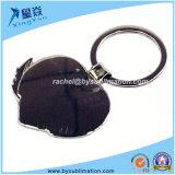 Sublimation Inner-Form Metall Keychain für Verkauf