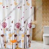 El poliéster, PEVA, EVA, cortina de ducha en PVC, cortina de baño, Cuarto de baño cortina