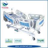 Langes seitliche Schienen-Krankenhaus-medizinischer Patienten-Bett mit Schienen-Controller