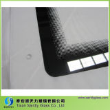 4mm 5mm Safety Flat Tempered Glass Panel para porta do forno