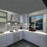 Bom armário de cozinha de Manufatura com gavetas