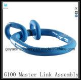위조된 합금 강철 G100 주된 링크 회의 Gyr001
