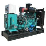 50kw Deutz hölzernes Lieferungs-Energien-Erdgas-Generator-Set