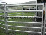 容易にアセンブルされた熱い浸された電流を通された馬または牛ヤードのパネル