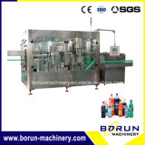 Machine de remplissage de boissons gazeuses 3 en 1