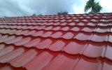 El revestimiento prefabricado de las hojas del material para techos perfiló las hojas de la azotea de la hoja/del revestimiento