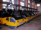 8-10 machine de construction de cylindre statique de tonne (2YJ8/10)