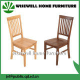 PUのシートが付いている固体カシ木レストランの椅子
