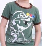 Garçon à la caricature de l'été T-Shirt à manches courtes Kid's usure BT14
