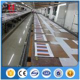 Ручная таблица печатание экрана тканья для сбывания