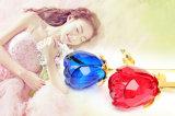 De Bloem van het Glas van het kristal als Gift van het Kristal