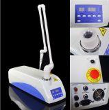 Использования в домашних условиях влагалище затягивая портативный дробные CO2 лазерное оборудование для красоты плавное шрамы