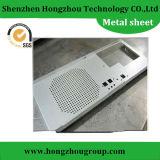 シート・メタルの製造を溶接する標準外機構
