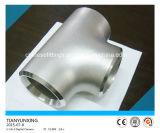 Te del igual del tubo sin soldadura del acero inoxidable 316/316L