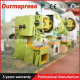 J23-100 presse mécanique mécanique emboutissage de métal perforation de la machine