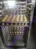 Het dubbele Automatische Gestoomde Gevulde Broodje die van de Vultrechter het Vormen van Machine maken